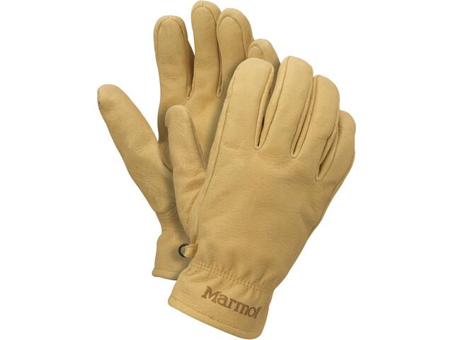Marmot Basic Work Gants, tan